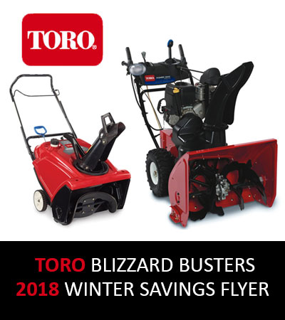 Toro Snow blowers Harrow Ontario