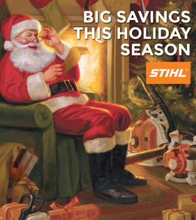 Stihl Fall Savings Flyer