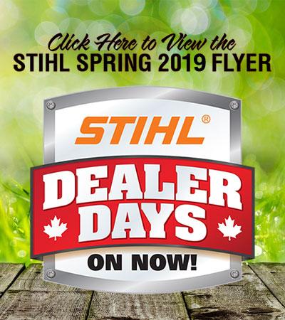 Stihl Spring Flyer