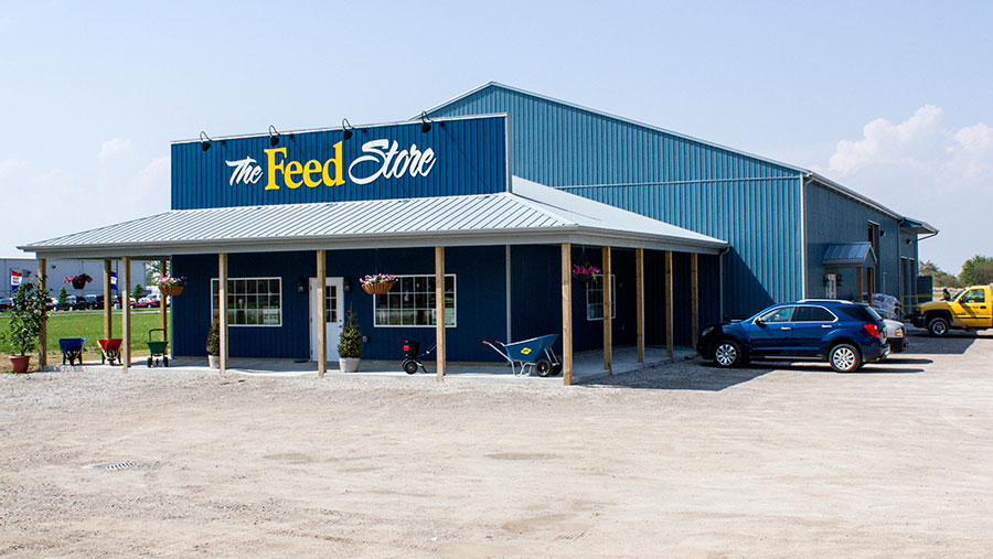 The Feed Store, Harrow, Ontario