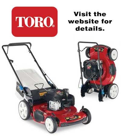 Toro Lawn Mowers Harrow Ontario