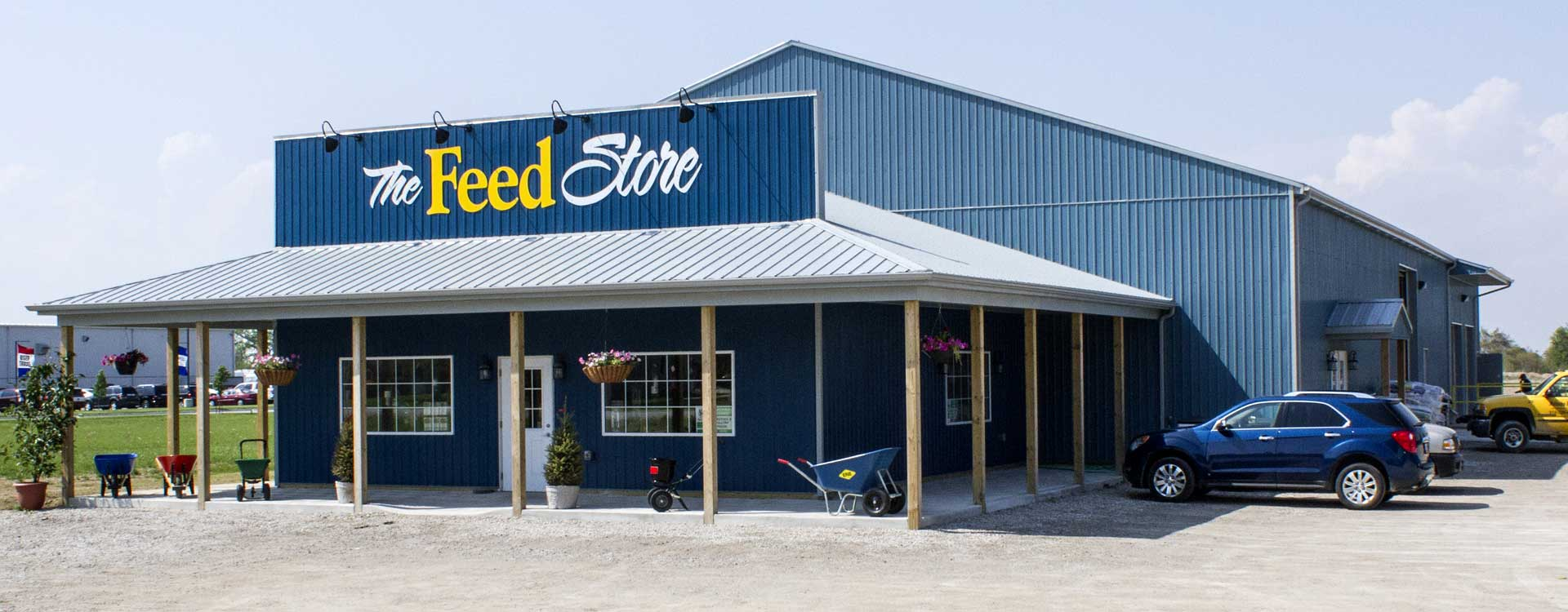 Harrow Feed Store