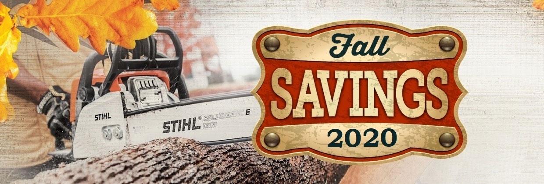 Stihl Fall Savings Flyer, Harrow, Windsor